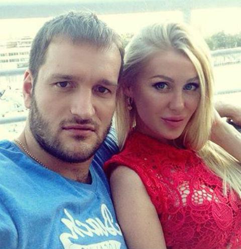 Алексей Самсонов и Юлия Щаулина