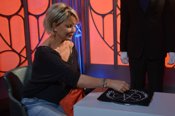 Появившись в студии программы «Человек-невидимка», Татьяна Веденеева заявила, что ей нечего скрывать