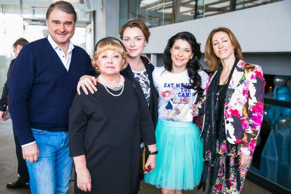 Екатерина Волкова устроила пышное торжество в честь пятилетия дочки. ФОТО