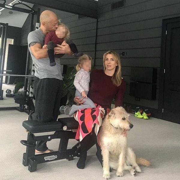 Федор и Светлана воспитывают внуков