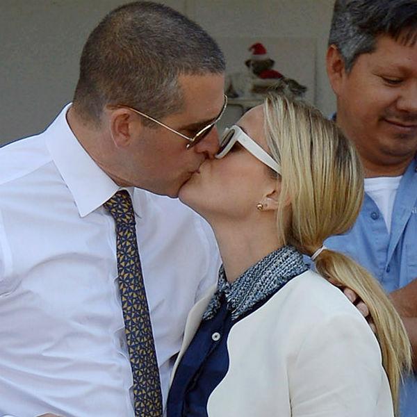 Актриса счастлива с мужем