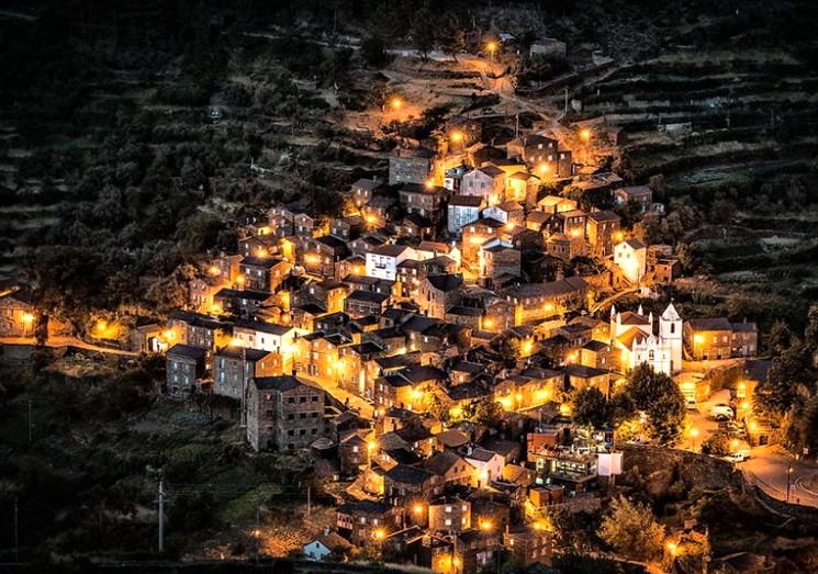Город Пиодан, Португалия