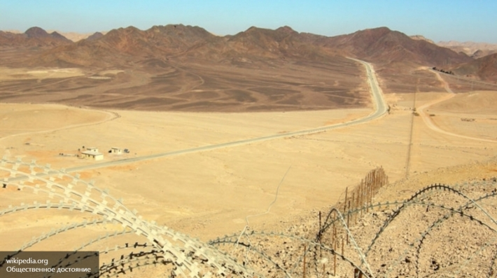 Теракт прогремел на севере Синая
