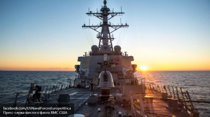 Капитан ВМС США продавал секретные данные за проституток