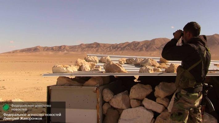 Сирийская армия очистит Пальмиру от террористов уже к утру четверга