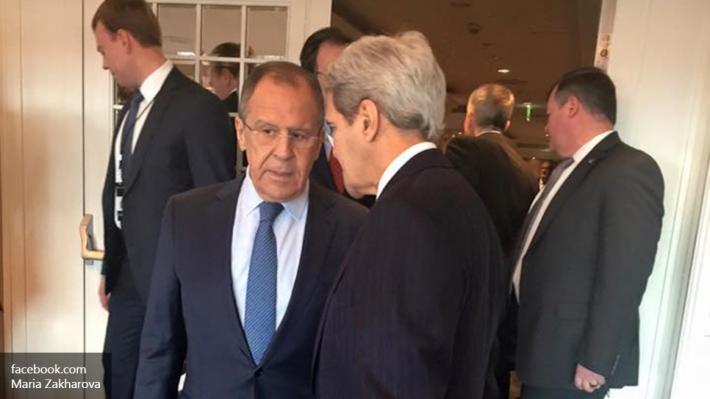 Захарова опубликовала главные вопросы СМИ о встрече Лаврова и Керри