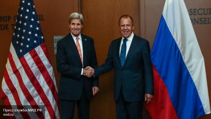 Лавров и Керри согласились, что альтернатив «Минску-2» нет