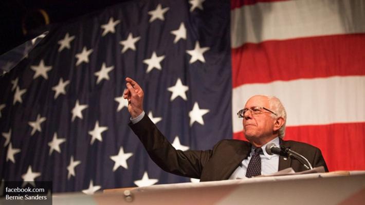Вашингтон, Аляска отдают голоса Сандерсу