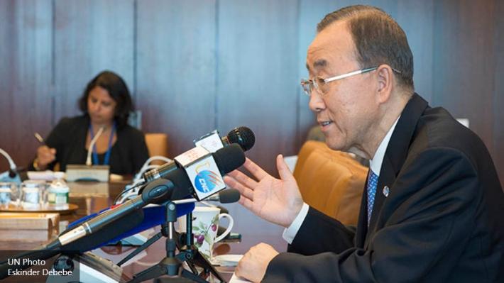 ООН отчиталась о доставке гуманитарной помощи 150 тысячам сирийцев