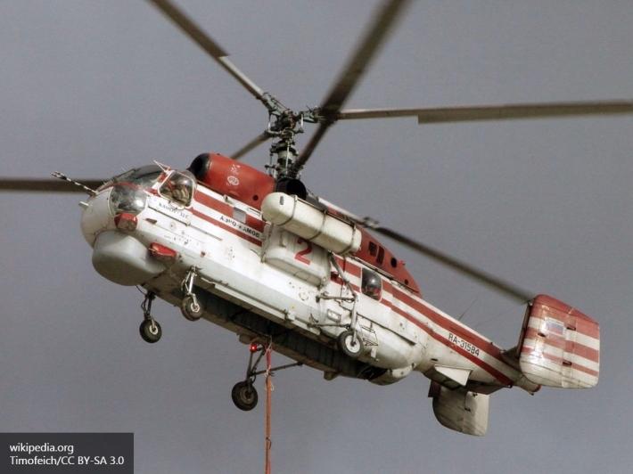 Медицинский вертолет рухнул в Иране: есть погибшие