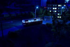 В Екатеринбурге пьяные товарищи угнали автобус и попали на нем в ДТП