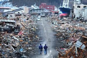 Растет число жертв разрушительной серии землетрясений в Японии: сохраняется риск оползней и горных лавин