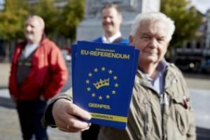 Исторический референдум в Голландии: почти никто не пришел