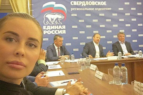 Юлия Михалкова тоже собирается заняться законотворчеством