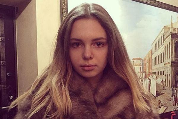 Старшая дочь Константина Меладзе Алиса