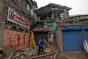 Мощное землетрясение почувствовали жители Пакистана, Индии и Афганистана: есть жертвы