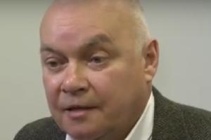 Российский пропагандист Киселев похвастался, что его племянник стрелял в украинцев на Донбассе