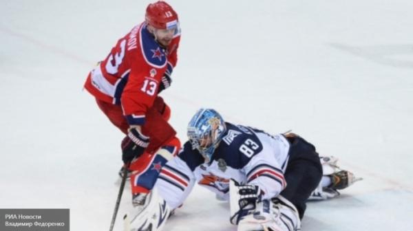 «Магнитка» обыграла ЦСКА и вышла вперед в финальной серии Кубка Гагарина
