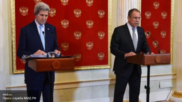 Лавров и Керри обсудят инцидент с российским самолетом в Балтийском море