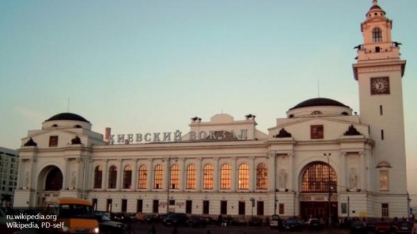 Ложная тревога: полиция не нашла взрывных устройств на Киевском вокзале