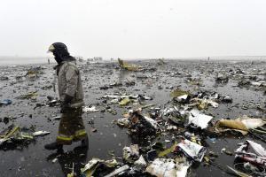 Родственники жертв авиакатастрофы в Ростове решили судиться с Боингом