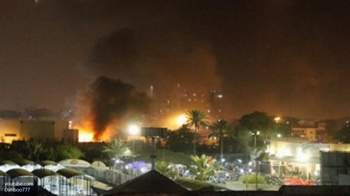 Взрыв прогремел под Багдадом во время футбольного матча, погибли подростки