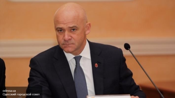 СБУ не смогла найти российский паспорт мэра Одессы