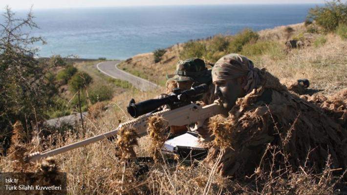 Курдское ополчение: Турция ввела войска на территорию Сирии