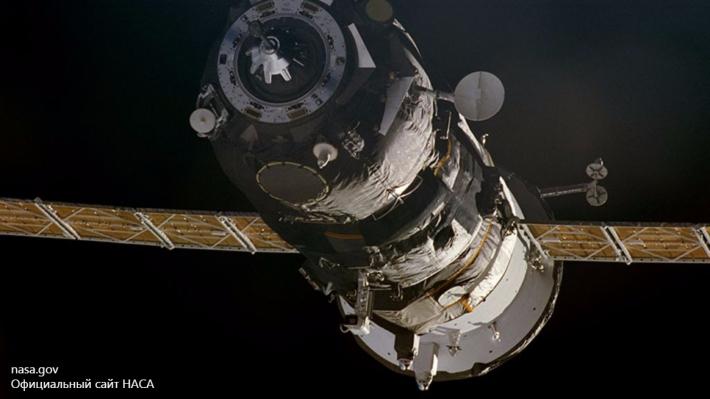 Последний космический корабль класса «Прогресс М-М» затопят в Тихом океане