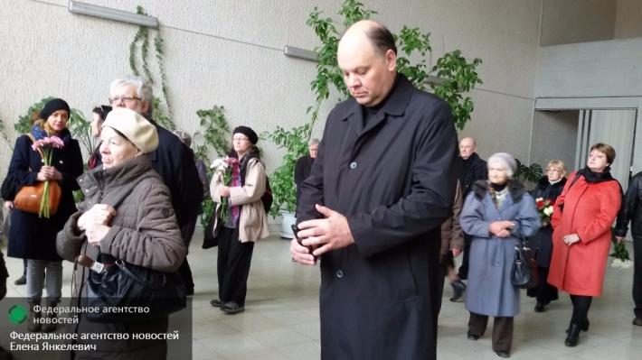 Петербург простился с Машей Рольникайте – автором великой книги о Холокосте