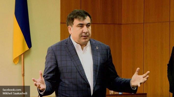 Саакашвили: Администрация президента организовала заговор в Одессе