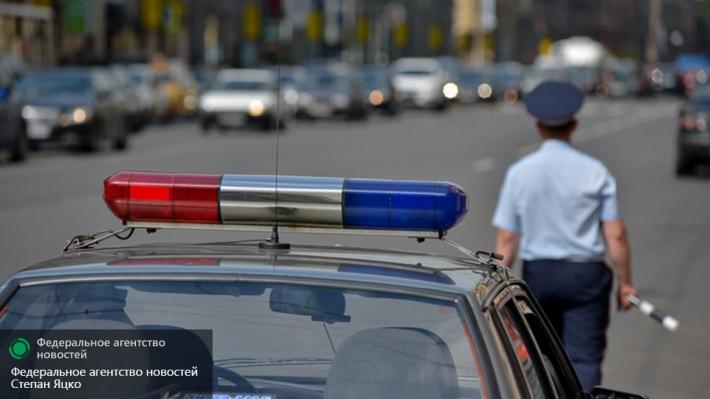 Четыре человека пострадали при столкновении пяти автомобилей в Москве