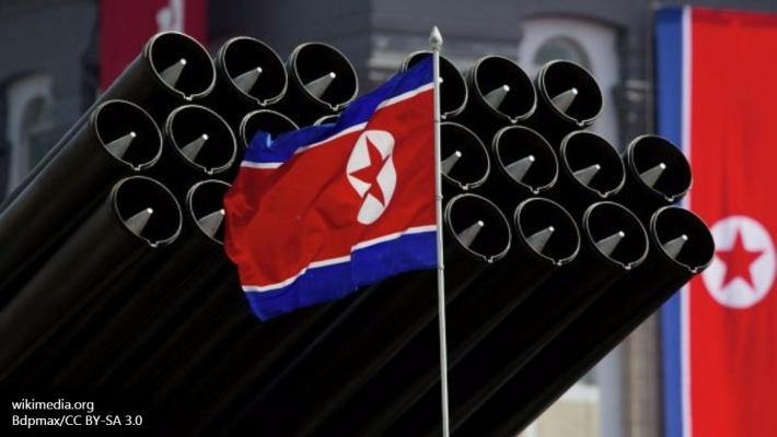 КНДР похвасталась успешными испытаниями двигателя баллистической ракеты