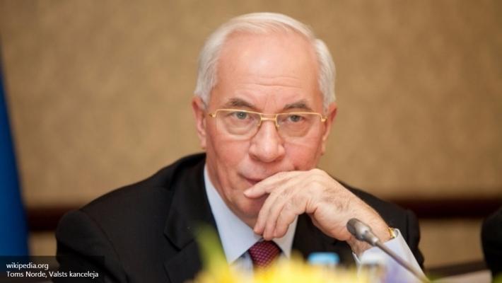 Азаров: «Майданная команда» позволяла Яценюку обманывать народ
