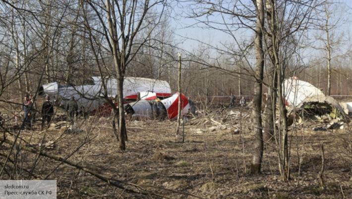 Отчет Туска о крушении самолета Качиньского назван в Польше фальшивкой