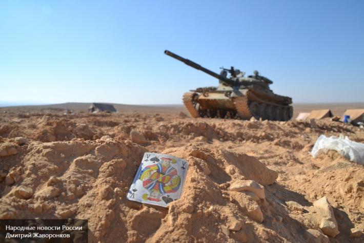 Сирийская армия отразила нападение исламистов на Латакию
