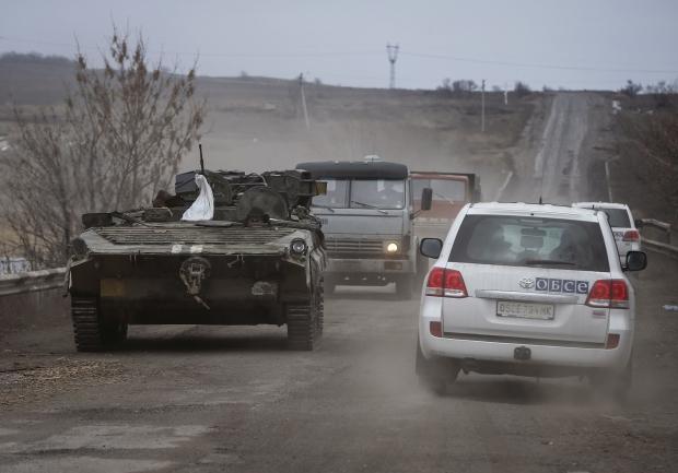 ОБСЕ в Донбассе