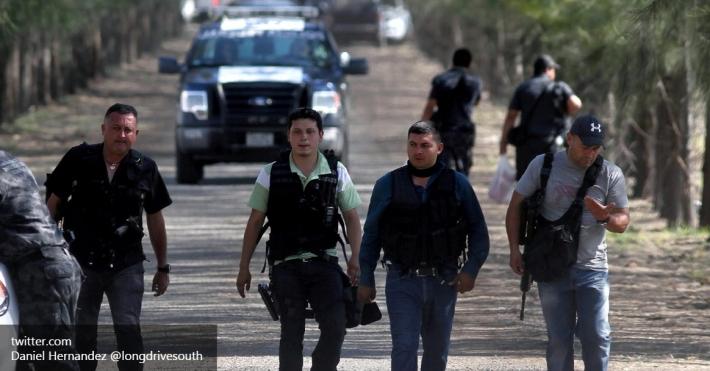 Власти Мексики подтвердили факт похищения греческого футболиста