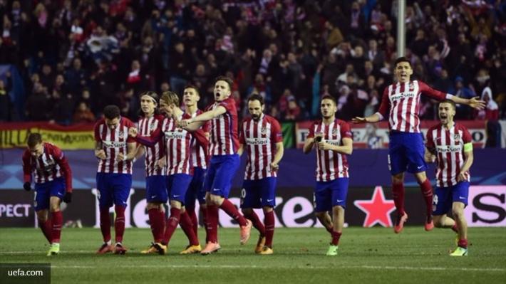 «Реал» — «Атлетико» — 1:1. Карраско сравнял счет