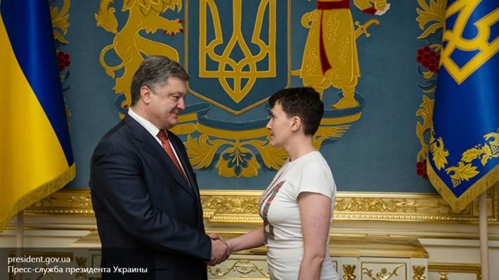 Порошенко: Решение о Савченко было принято до «нормандских переговоров»