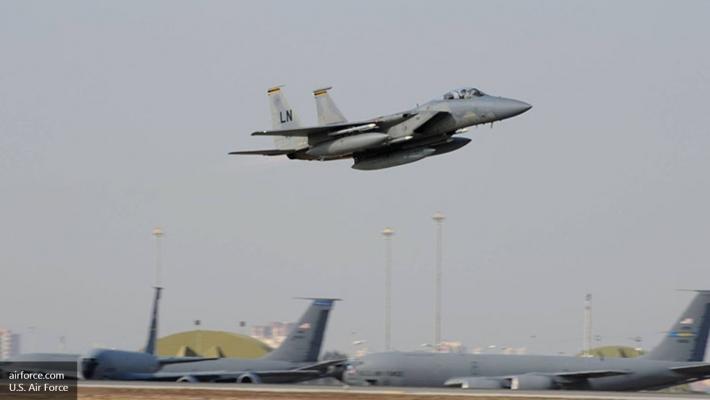 Самолет-разведчик США замечен за изучением прибалтийских границ России