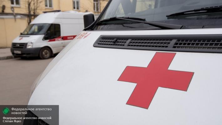 Три человека пострадали во время взрыва в московском ТРЦ
