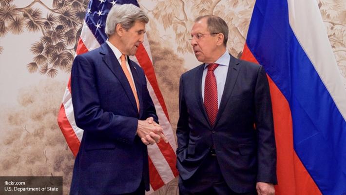 Лавров и Керри «сверили часы» по Сирии