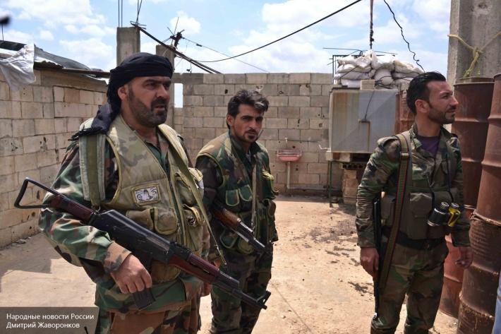 Американцев обвиняют в нарушении обязательств по отношению к бойцам в Сирии