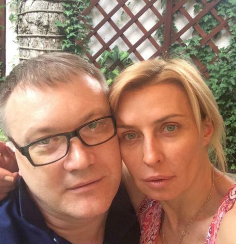 Татьяна Овсиенко с Александром