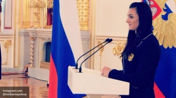 Исинбаева может возглавить ВФЛА после завершения карьеры