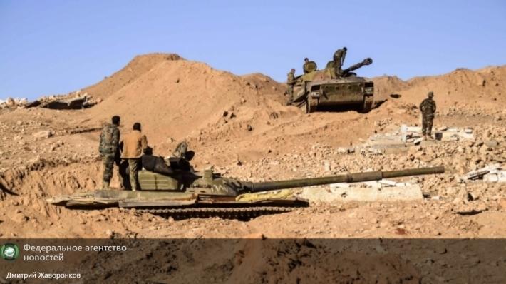 Пентагон пригрозил сбивать самолеты ВВС Сирии