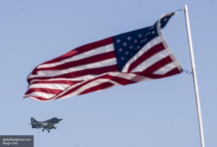 СМИ: штурмовик ВВС США разбился в штате Невада