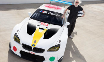 BMW представила новый арт-кар