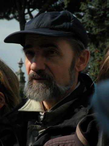 Директор школы Сергей Бебчук